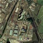 Sellafield nuclear power plant (Bing Maps)