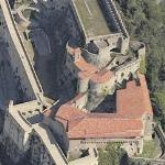 The Malaspina Castle (15th century) (Birds Eye)