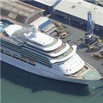 Royal Caribbean's 'Brilliance of the Sea' (Birds Eye)