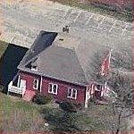 Little Red Schoolhouse (Birds Eye)