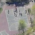 Basketball Game (Birds Eye)
