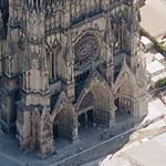 Cathédrale Notre-Dame de Reims (Bing Maps)