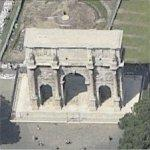 Arch of Constantine (Birds Eye)