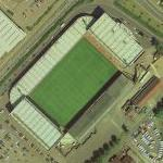 Carrow Road (Bing Maps)