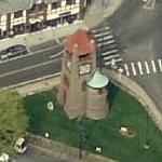 Roslyn Clock Tower (Birds Eye)