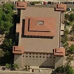 UTEP Library (Birds Eye)