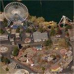 Six Flags Darien Lake (Birds Eye)