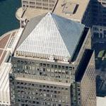 One Canada Square (Bing Maps)