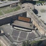 Cinema Rocca Brancaleone (Birds Eye)