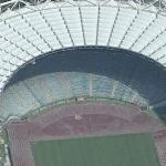 Stadio Olimpico (Bing Maps)