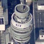 BT Telecom Tower (Bing Maps)
