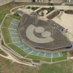 Marcus Amphitheater (Birds Eye)