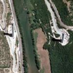 Millau bridge (Bing Maps)