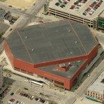 BMO Harris Bank Center (Birds Eye)