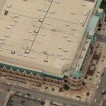 Frontier Airlines Center (Birds Eye)