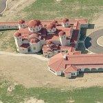 St. John Chrysostomos Monastery (Birds Eye)