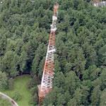 Council Crest Transmitter Tower (Bing Maps)