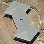 Arrow Shaped House (Birds Eye)