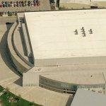 Kohl Center - University of Wisconsin (Birds Eye)
