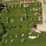 Kenosha Military Museum (Birds Eye)
