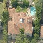 Avril Lavigne's House (former) (Birds Eye)