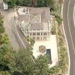 Alyssa Milano's House (former) (Birds Eye)
