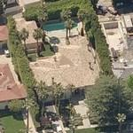 Larry King's House (Birds Eye)