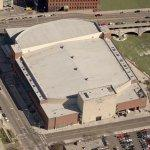 Blue Cross Arena (Birds Eye)