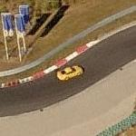 Porsche on the Test Track