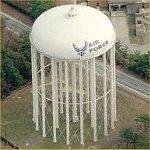'Air Force' Water Tower