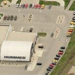 Hummer dealership (Birds Eye)