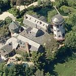 Malibu villa of Thomas Gottschalk (German tv-moderator)
