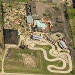Action Territory fun park (Birds Eye)
