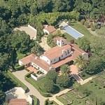 Eric E. Schmidt's House (Birds Eye)