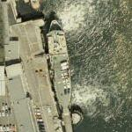 CalMac Gourock to Dunoon ferry (Bing Maps)