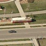 Kenosha streetcar (Birds Eye)