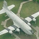Douglas C-124 Globemaster static display