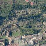 Archaeological Park of Baia ( Roman Baths and Palatium of the Roman emperors ) (Birds Eye)