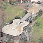 Guitar Shaped House