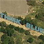 'Think Blue'