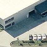 DeLorean Motor Company (Birds Eye)
