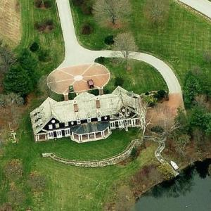 David Letterman's House (Birds Eye)