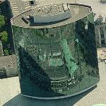 Beurs-World Trade Center Rotterdam (Birds Eye)