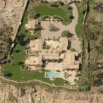 Bruce Kovner's House (Birds Eye)