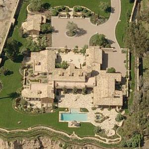 Bruce Kovner's House (Bing Maps)