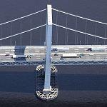 Throgs Neck Bridge (Bing Maps)