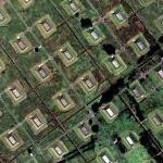 DSDA Longtown weapons depot (Bing Maps)