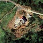 Backup AL Digital Bunker at RAF Bawdsey (Bing Maps)