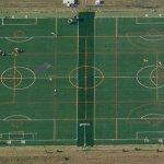 Confusing soccer and lacrosse fields