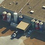 Dr. Pepper, 7Up, and RC Cola Cans (Birds Eye)